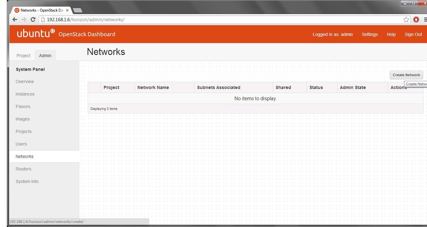 ubuntu openstack single machine
